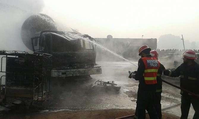 LPG Tanker Hadsa