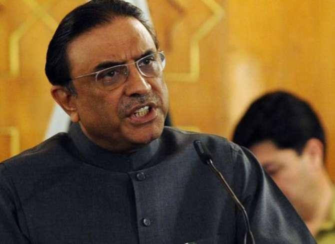 Asif Zardari Ki Parliament Main Wapsi