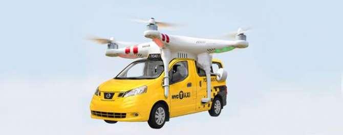 Aasman Par Urnay Wali Taxi