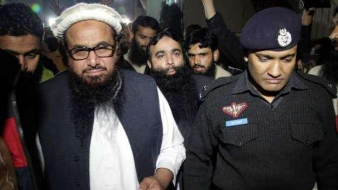 Hafiz Saeed Ki Nazar Bandi