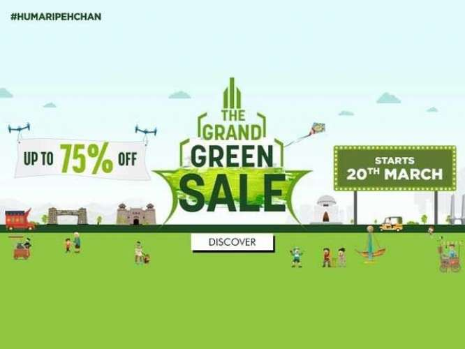 Daraz.pk Announces Pakistan Day Celebrations with Week-Long Grand Green Sale