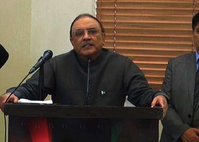 Asif Ali Zardari Ya Karachi Ka Gangster