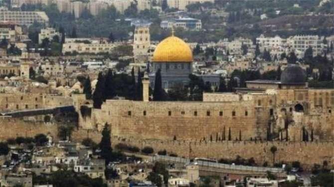 Yaroshallam ko shyoni dar-al-hakoomat mein tabdeel karne ka rasta saaf