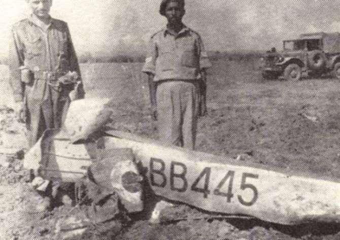 1 September 1965 Pak Fizayya Ka Awleen Fizai Marka