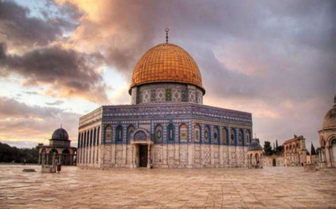 Qibla e Awal Ki Baziyabi Ka Azam e Sameem