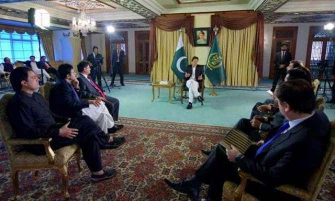 midterm intikhabaat karanay ka ishara Imran Khan ka aitraaf shikast hai