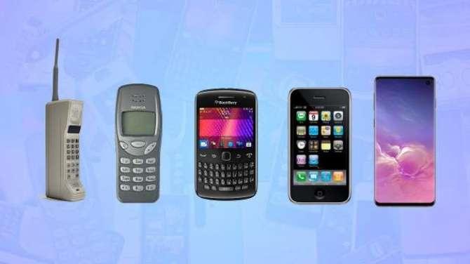 technology ki sadi touch mobile tak