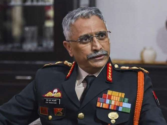 Baharti Army Chief Ka Dora Khaleej