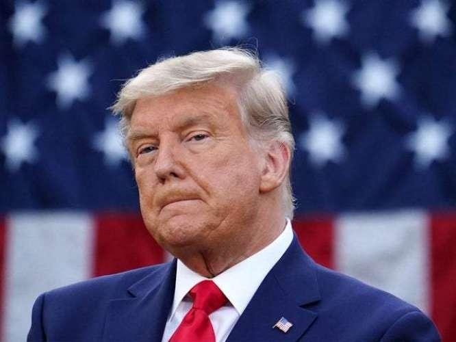 Trump ka mutnazeya dor e sadarat