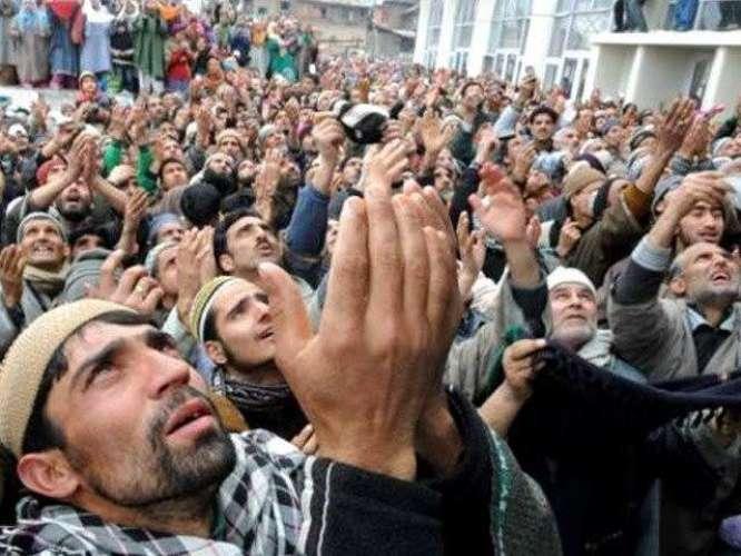 Kashmir lahoo lahoo