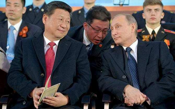 Saal 2018 Dunia ki Qyadat Russia And China K pass Huge
