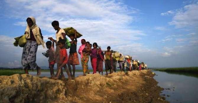 Myanmar Tareekh Ke Tareek Dorahe Par