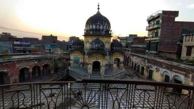 Samadhi Atma Ram ji