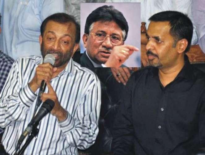 Chota Cheetan Pervez Musharraf