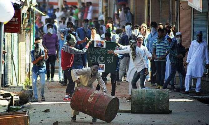 eid al-adha aur Kashmir ka Bharti aeen mein khusoosi darja khatam