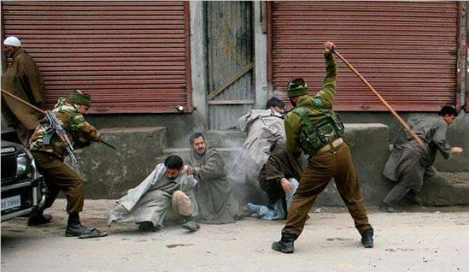Iqwame Muthida 72 Baras me Kashmir wa Falsteen ka tanziya