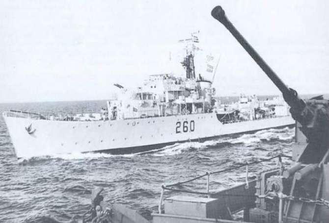 Pakistan Navy's Role in 1965 War