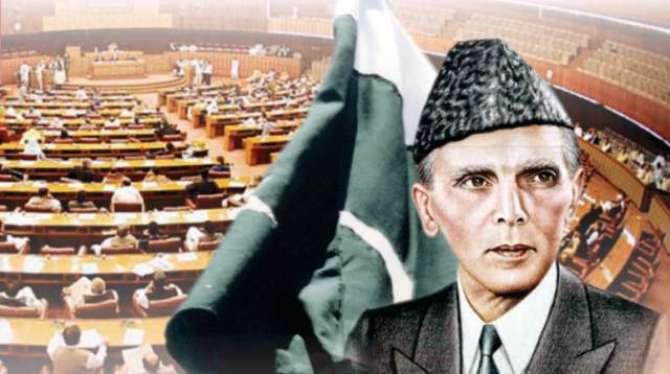 quaid azam  Ka jamhori  pakistan or Hamary  Hukmrann