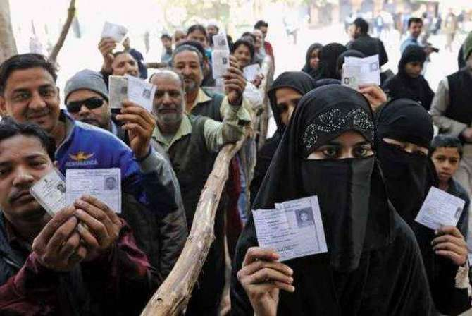 Indian Elections and Muslims