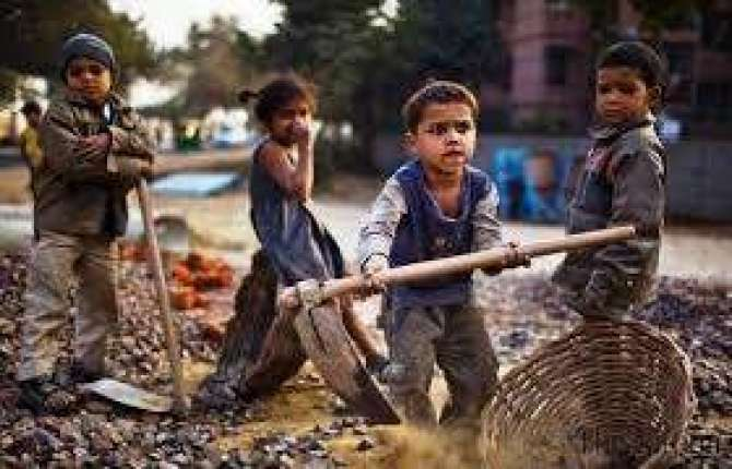 child labour aik almiya !