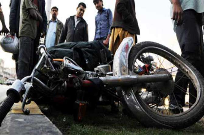 motorcycle accidents in pakistan