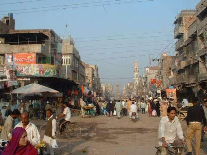Faisal abad ka mashhoor jhang bazaar