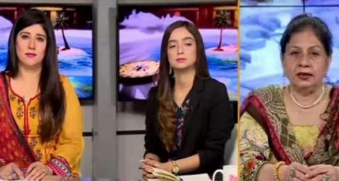 Mrs Khan Ki Sachai Or Muaffi