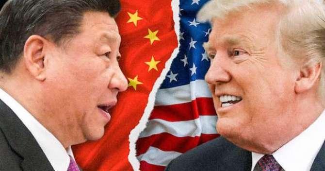 China Ki Muashi Policiyan - America K Liye Dard Sar