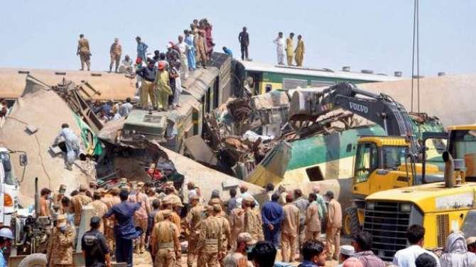 Railway Hadsat Wujuhat Aur Sadbab