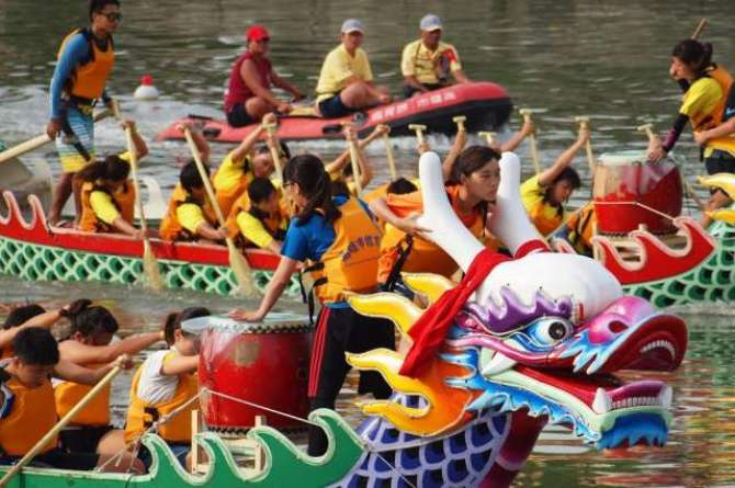 China Dragon Boat Festival