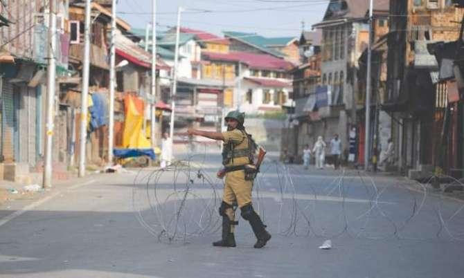 Kashmir ki khusoosi hesiyat khatam karne ka iqdaam aik gehri saazish