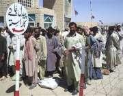 پاکستان سے رہائی پانے والے افغان قیدی چمن بارڈر کے راستے افغانستان ..