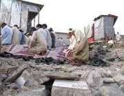 بالاکوٹ، تین رمضان المبارک کو تاریخ کے بدترین زلزلے کو ایک سال مکمل ..