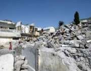 مظفر آباد، زلزلے سے متاثرہ علاقوںمیں تعمیر نو کے تیز رفتار عمل کا ..