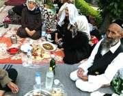 اسلام آباد، چین سے آئے ہوئے ہزاروں زائرین حج و عمرہ سعودی ایمبیسی کے ..