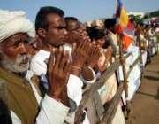 ناگپور،سینکڑوں نچلی ذات کے ہندو دلت بدھ مت کا مذہب اختیار کرنے کے بعد ..