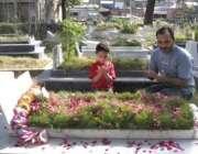 مظفر آباد۔ 8 اکتوبر کے زلزلے کو دو سال مکمل ہونے پر جاں بحق ہونے والوں ..