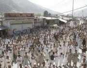 بالاکوٹ،سانحہ8اکتوبرمیں جاںبحق ہونیوالوں کی یاد میں بالاکوٹ کے شہری ..