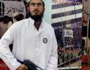 پشاور،مولانا فضل الرحمن کے ایک کنونشن سے خطاب کے دوران جمعیت طلبا اسلام ..
