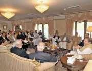 اسلام آباد،ن لیگ کے قائد میاں نواز شریف پارٹی کی سینٹرل ایگزیکٹو کمیٹی ..
