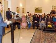 اسلامآباد، وزیراعظم یوسف رضا گیلانی پولیو سے متعلق تقریب سے خطاب ..