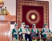 کراچی،وزیرخزانہ عبدالحفیظ شیخ آغا خان یونیورسٹی کے کنونشن کے موقع ..