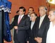 اسلام آباد، وزیراعظم راجہ پرویز اشرف کامسیٹس انسٹیٹیوٹ آف انفارمیشن ..