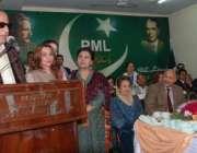 اسلام آباد، ق لیگ کے صدر چوہدری شجاعت حسین پارٹی کے کلچرل ونگ کے اجلاس ..