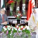 اسلام آباد، بحرین کے بادشاہ حماد بن عیسی بن سلمان الخلیفہ وزیر خزانہ ..
