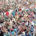 لاہور، پاکستان عوامی تحریک کے یوم شہدا میں خواتین کی بڑی تعداد شریک ..
