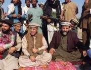 ڈیرہ اسماعیل خان، جنوبی وزیرستان سے تعلق رکھنے والے رکن قومی اسمبلی ..