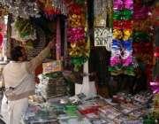 راولپنڈی: جشن عید میلاد النبی صلی اللہ علیہ وآلہ وسلم کی مناسبت سے دوکانداروں ..
