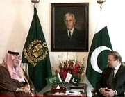 اسلام آباد: وزیر اعظم نواز شریف سے سعودی وزیر خارجہ سعود الفیصل ملاقات ..