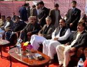 لکی مروت، وزیراعلی خیبرپختونخوا پرویز خٹک سرائے نورنگ میں پاکستان ..
